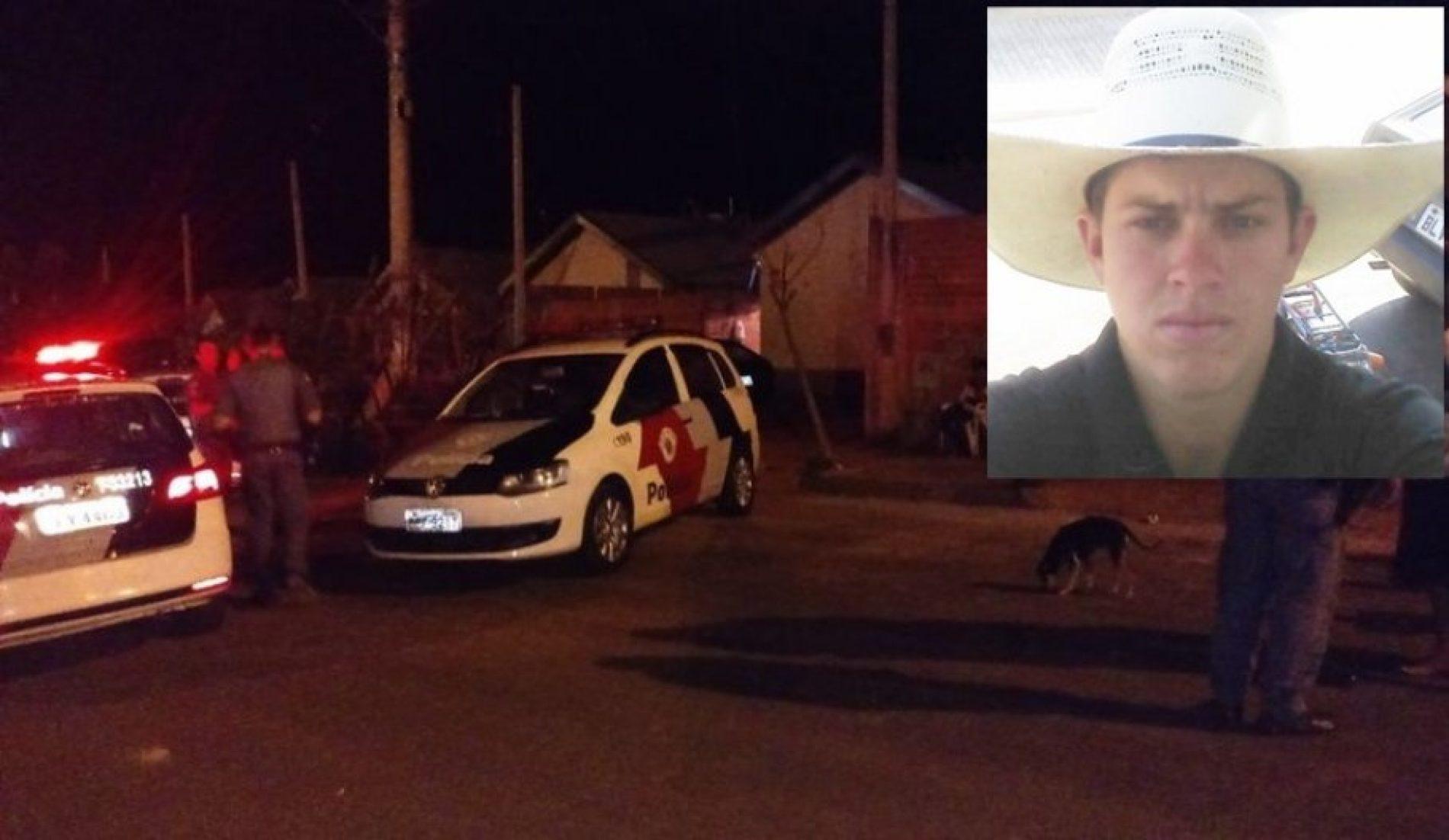 OLÍMPIA: Jovem de 17 anos é (executado) a tiros na porta de casa