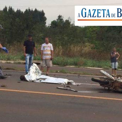 Araraquara: Homem morto em acidente na SP-255 é identificado