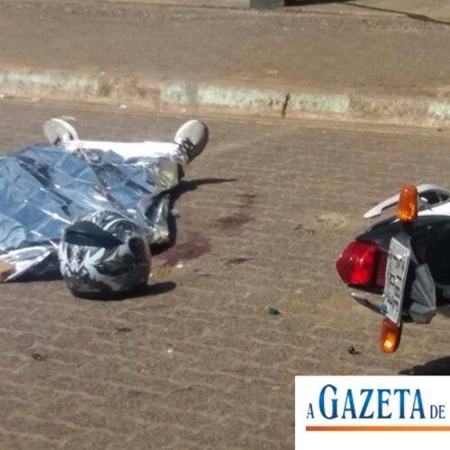 SÃO CARLOS: Homem é morto a tiros por dupla de criminosos em moto