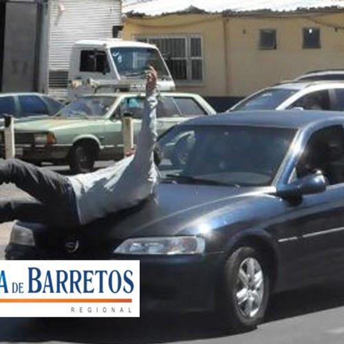 ATROPELAMENTO: Idoso é vitima de atropelamento na Avenida Antonio Frederico Ozanam