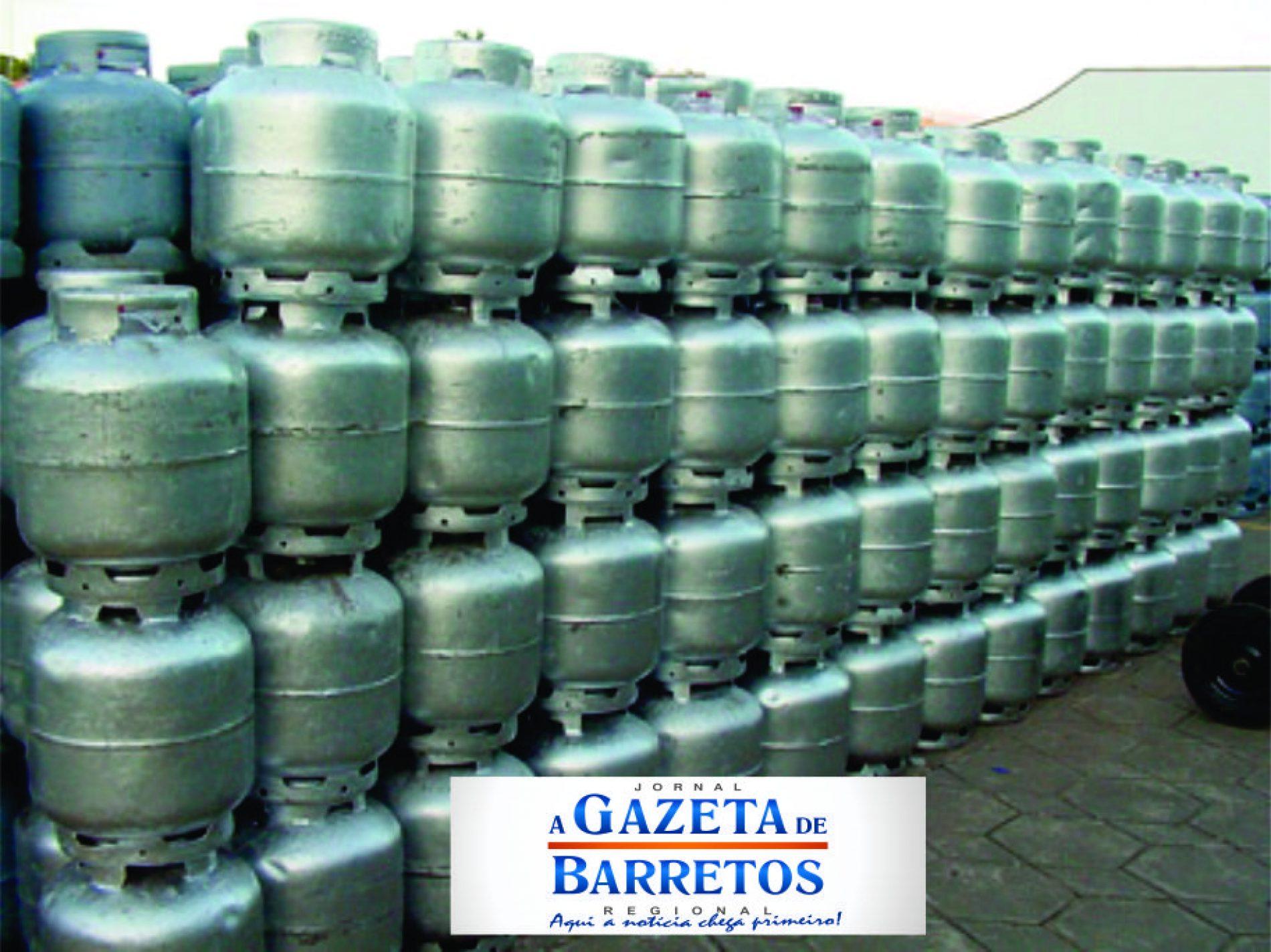 AUMENTO: Gás de cozinha é reajustado HOJE pela Petrobrás é de quase 13%
