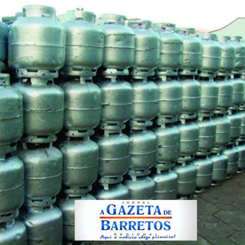 BARRETOS: Comerciante denuncia furto de 50 botijões de gás de sua empresa