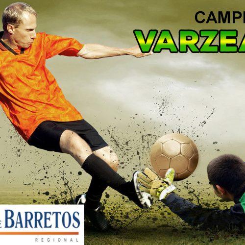 CAMPEONATO VARZEANO. Confira os resultados dos jogos rodada 08-10-2017