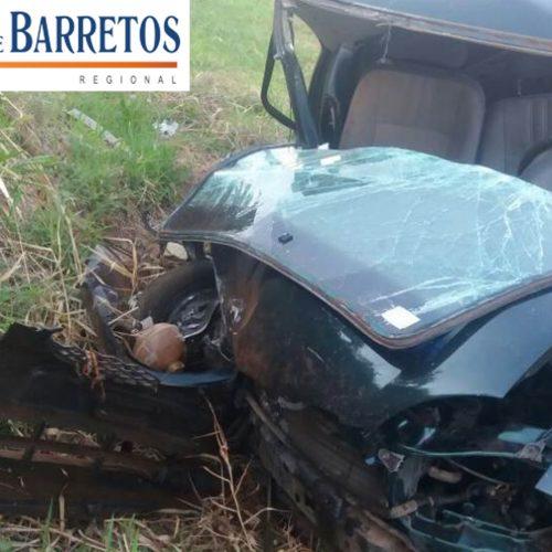 REGIÃO: Motorista entra na contramão e causa acidente na SP-318