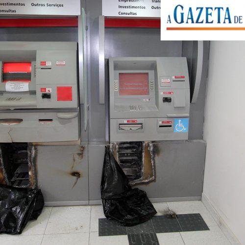 BARRETOS: Homem é preso em flagrante pela Policia Militar quando tentava furtar Caixa Eletrônico em agência bancária