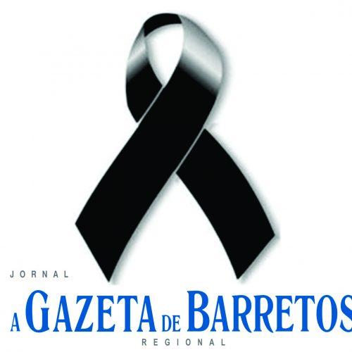 MORTES EM BARRETOS HOJE 15/08/2018
