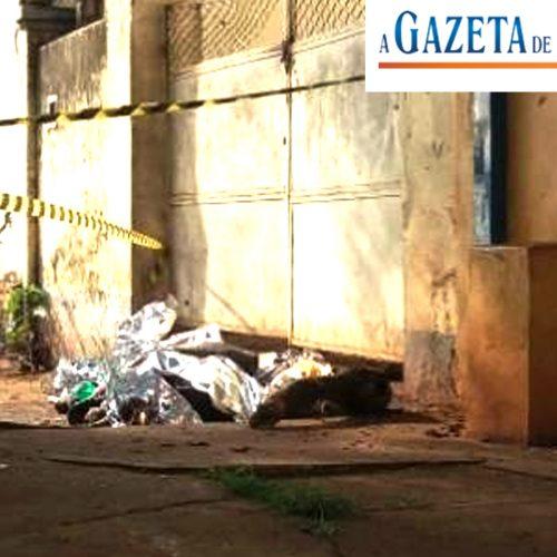 REGIÃO: Morador de rua é morto a pauladas em Ribeirão Preto
