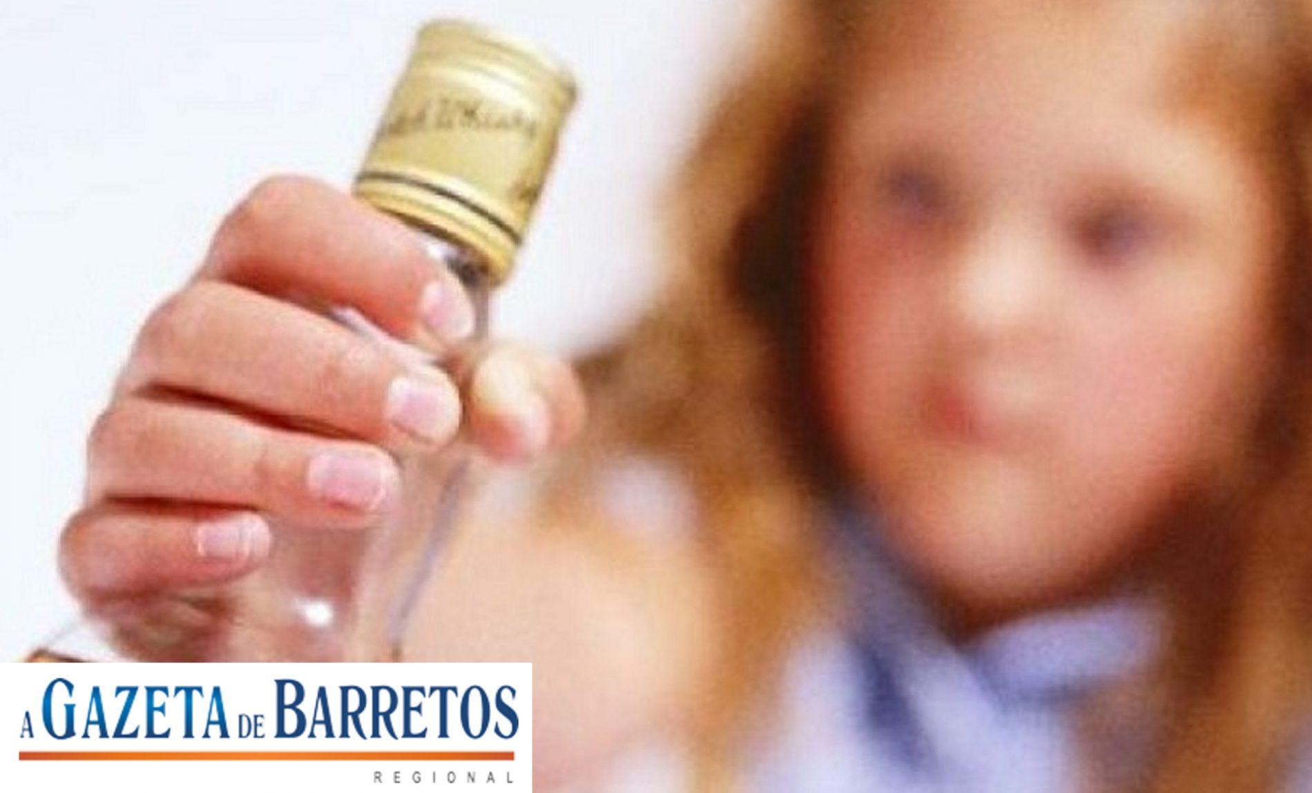 POLICIAL: Homem é preso por oferecer bebida alcoólica a menores de idade