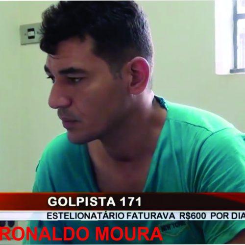 ERRATA: POLÍCIA CIVIL PRENDE ESTELIONATÁRIO QUE APLICAVA GOLPES NA CIDADE