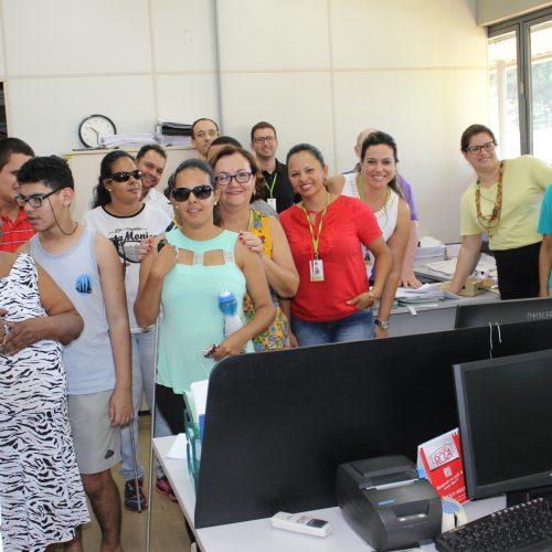 BARRETOS: Alunos da ABAVIN visitam Prefeitura Municipal