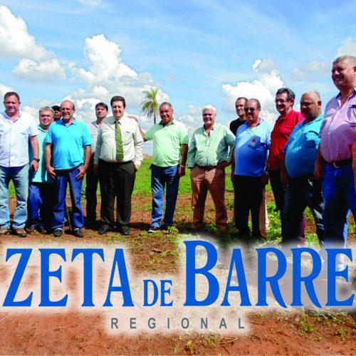 BARRETOS: Diretoria do Sindicato visitou local onde será construído Residencial São Francisco