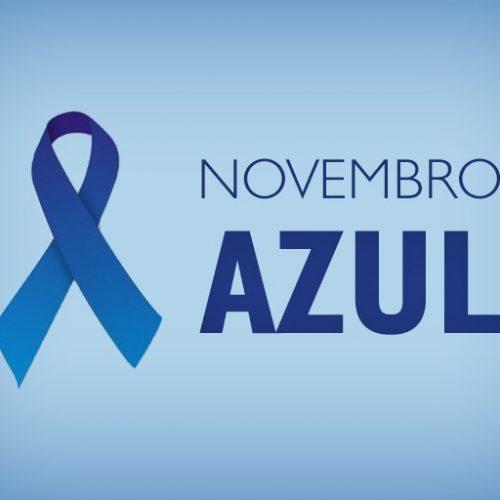 SAÚDE: Novembro Azul a prevenção começa com informação