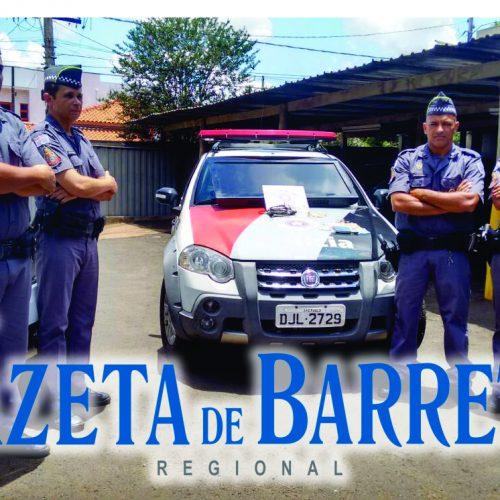 BARRETOS: Policia Militar prende três por tráfico de drogas em residência na Vila Gomes