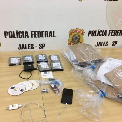OPERAÇÃO CAJADO: PF prende dois ex-prefeitos por fraudes e desvio de dinheiro público