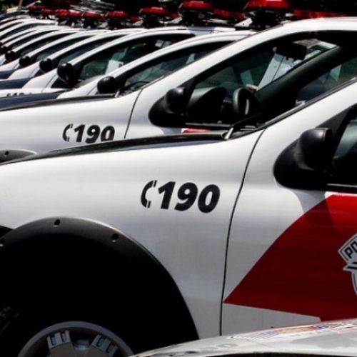 REGIÃO: Trio de adolescentes é detido com arma carregada