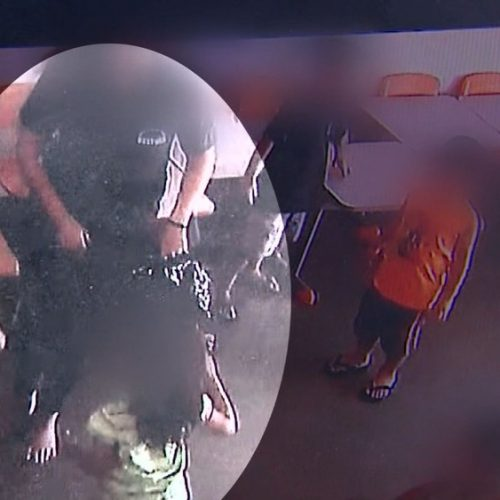 REGIÃO: Professora usava saco de lixo para punir bagunceiros
