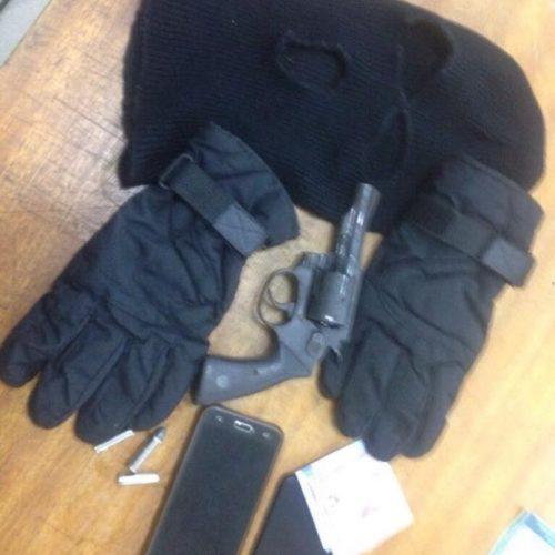 REGIÃO: Homem é preso com arma e touca ninja em Rio Preto
