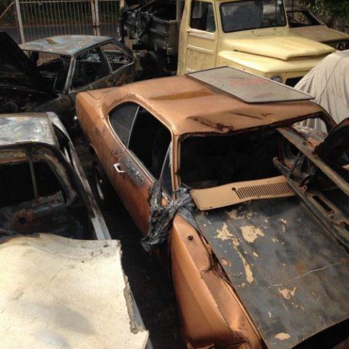Rio Preto: Incêndio destrói carros em oficina na zona norte
