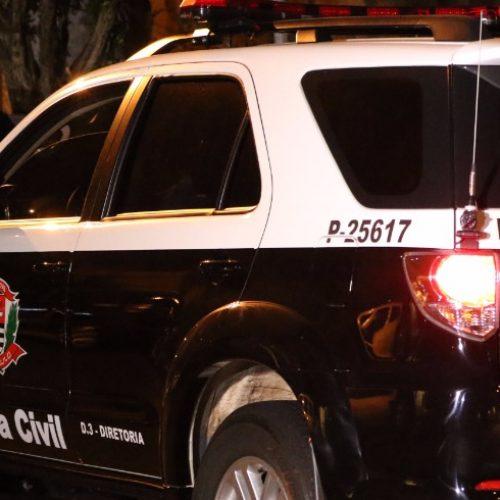 BARRETOS: Policiais Civis localizam centenas de roupas, televisor e nove mil eppendorfs vazios em brejo no Barretos II