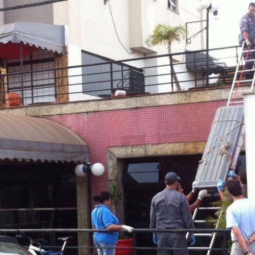 REGIÃO: Rapaz morre ao cair do 14º andar de prédio