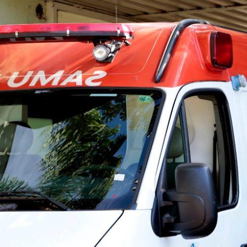 BARRETOS: Ciclista colide contra porta de veículo na Rua 26