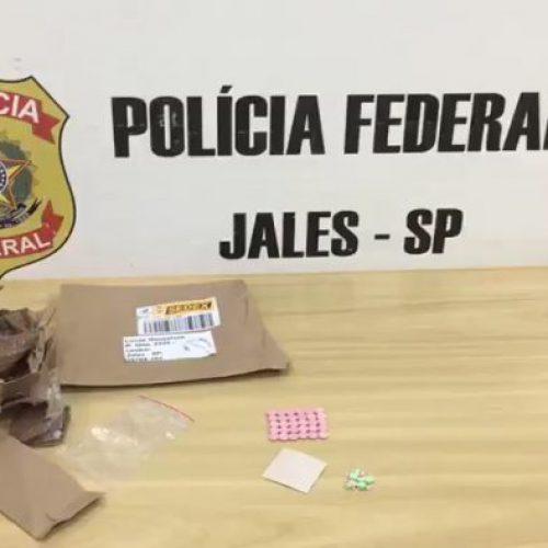 REGIÃO: Polícia Federal prende traficante de Ecstasy