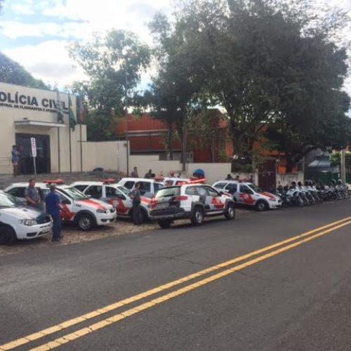 REGIONAL: Lanchonete é alvo de bandidos pela terceira vez em uma semana