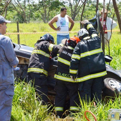 REGIÃO: Dois morrem em acidente em Monte Aprazivel