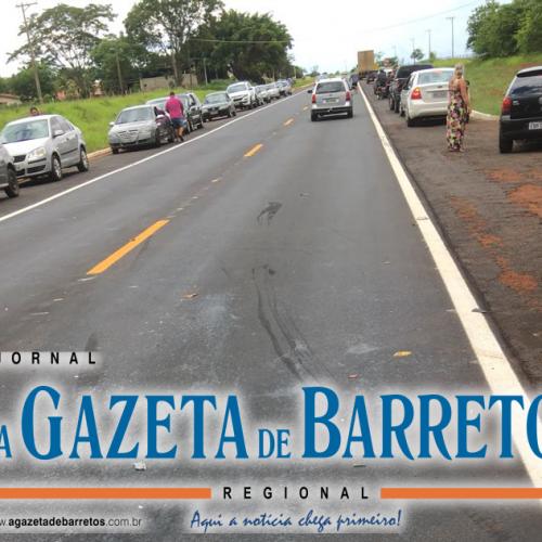 FATALIDADE NA REGIÃO DE RIO PRETO: Colisão entre moto e carro mata 2 jovens
