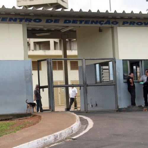 REGIÃO: Preso é flagrado com celular no CDP em Rio Preto