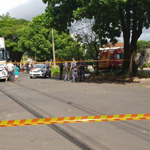 REGIÃO: Rapaz de 23 anos morre em acidente de moto