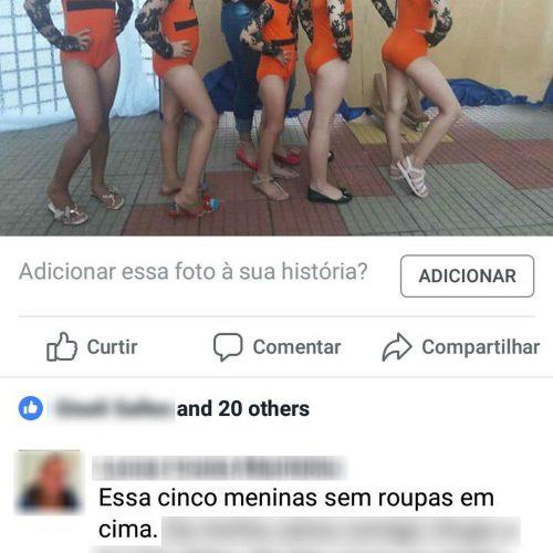 REGIÃO: Polícia investiga autor de comentário sexual em foto de crianças postada na web