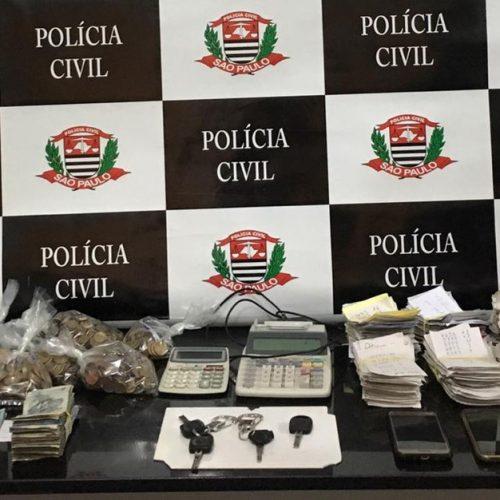 BEBEDOURO: Dois são detidos em casa de alto padrão usada como banca de jogo do bicho em Bebedouro