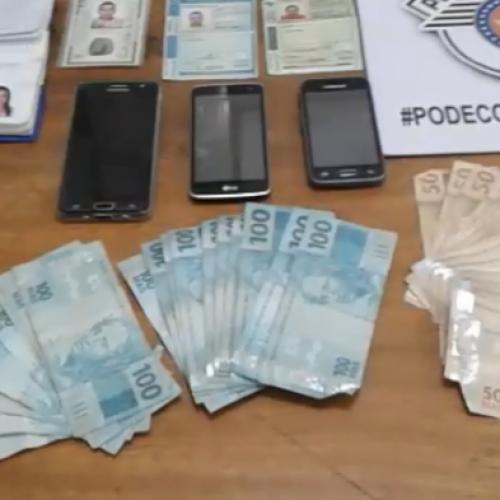 REGIÃO: Quadrilha especializada em furto a bancos é presa em Rio Preto