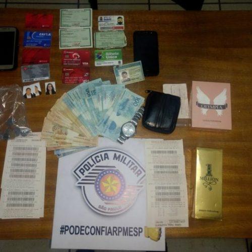 REGIÃO: Professor é preso ao tentar comprar perfume importado com RG falso