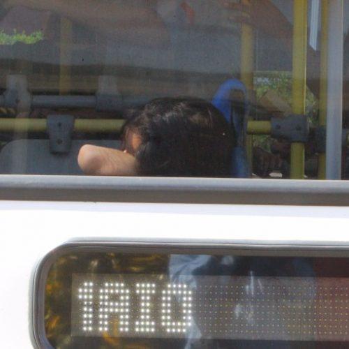 REGIÃO: Mulher acusa assédio sexual e ameaça dentro de ônibus
