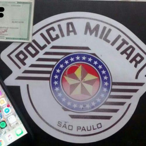 BARRETOS: Pedreiro é flagrado na Avenida 39 com celular furtado