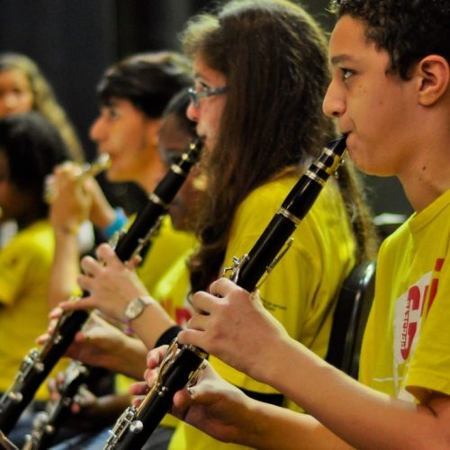 CIDADANIA: Projeto Guri oferece 900 vagas para cursos de musicas na região