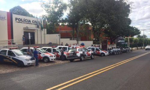 REGIÃO: Seis homens são presos no mesmo dia por tráfico de drogas em Rio Preto