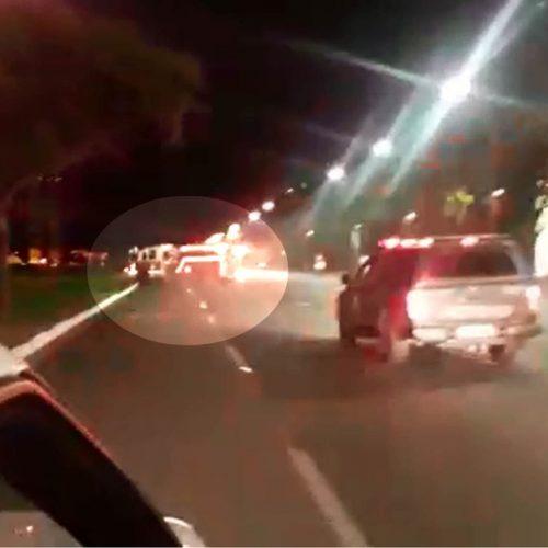 DF: Bombeiro rouba viatura, dirige por quase 30 km e é preso