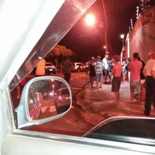 REGIÃO: Homem é assassinado em frente a mercearia