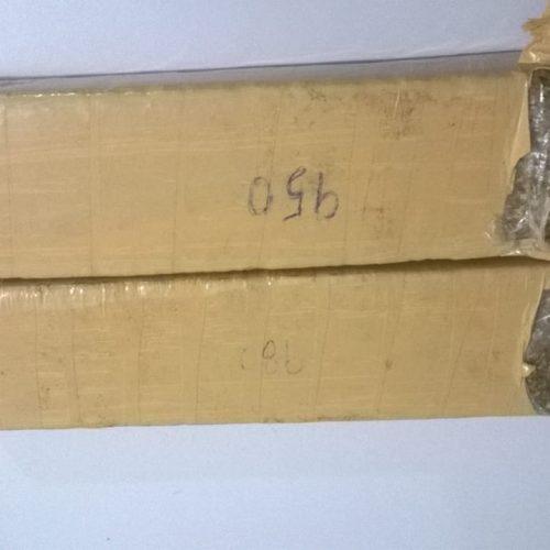 BARRETOS: Homem com mandato de prisão é encontrado com tijolos de manconha