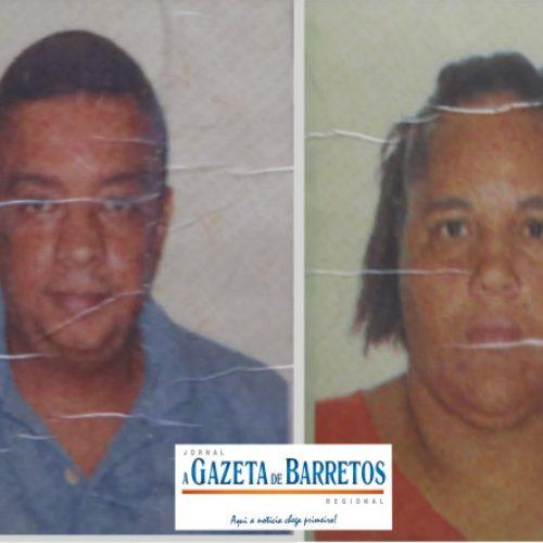 CASAL BARRETENSE Morre em acidente em rodovia em Minas Gerais