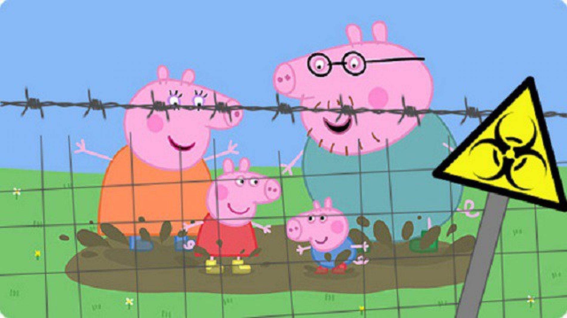 VERDADE OU MENTIRA: A origem do personagem Peppa Pig é uma história terrível?