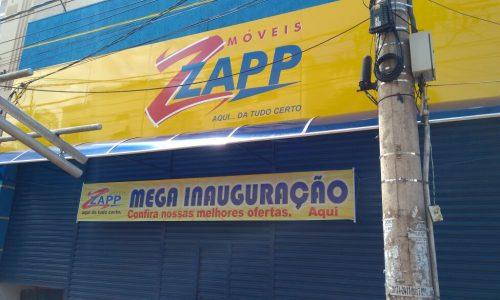 Móveis Zapp inaugura nova loja e gera empregos em Barretos