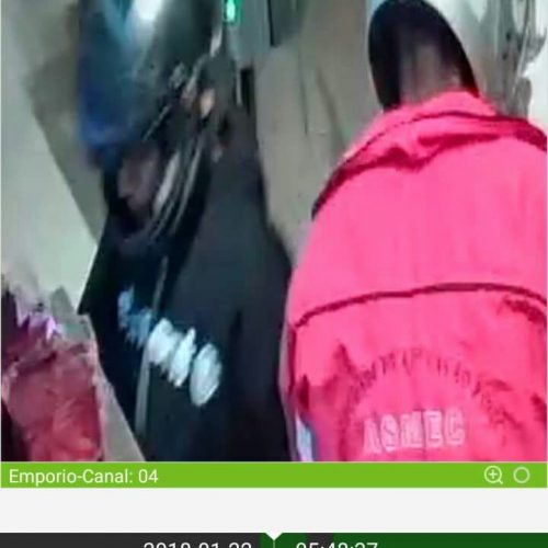 BARRETOS: Câmeras de segurança flagram roubo a padaria na Avenida 43