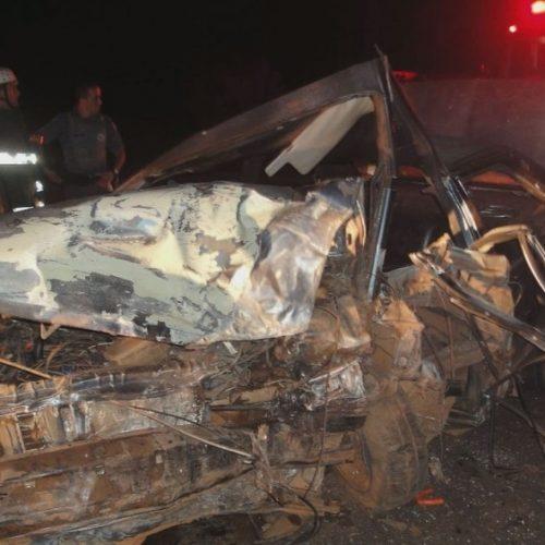REGIÃO: Homem é preso por suspeita de dirigir bêbado e causar colisão que matou duas pessoas