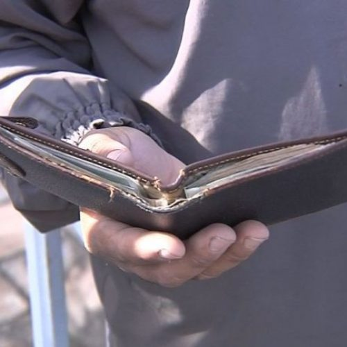 BARRETOS: Aposentado perde carteira com mais de R$1300.00 e investigadores conseguem reaver o dinheiro