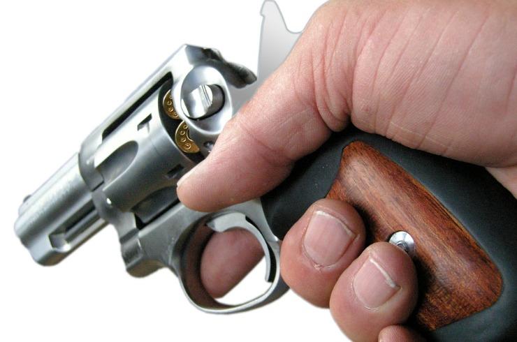 79d86d2ed54 BARRETOS  Servente é atingido com tiro no ombro no bairro Santana ...