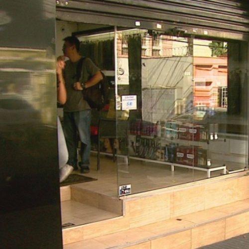 REGIÃO: Explosão em salão de beleza deixa dois feridos